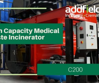 Introducing the C200 Medical Incinerator