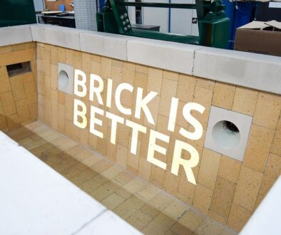 Why a brick refractory is best.